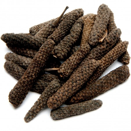 Indian long pepper spice - whole (Piper longum)