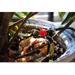 Sistema de Irrigação por Gotejamento, Rega Automática com Gotejadores Ajustáveis 19.5 - 10