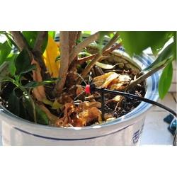 Sistema de Irrigação por Gotejamento, Rega Automática com Gotejadores Ajustáveis 19.5 - 11