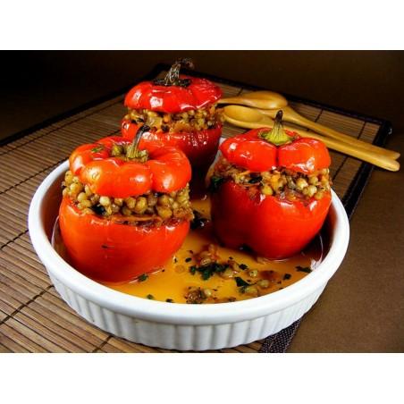 Sementes de Pimenta doce ''Novosadjanka'' 1.85 - 4