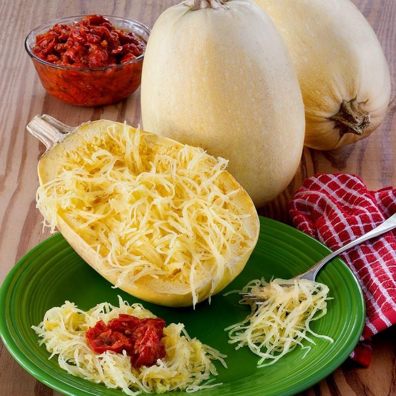 Spaghetti Kürbis Delikatesse BIO Samen 2.95 - 1