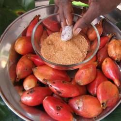 Semillas Jinguenga, fruta del cielo (Aframomum alboviolaceum) 3.45 - 7