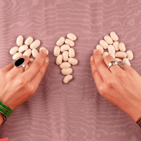 Tetovac big white Bean Seeds 1.95 - 3