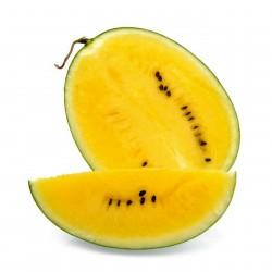 100 Seeds Yellow Watermelon JANOSIK  - 1
