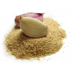 Σκόνες σκόρδου - μπαχαρικό