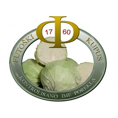 Futog Cabbage Seeds Heirloom 400 seeds