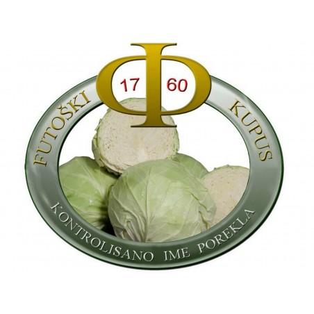 Σπόροι του λάχανου Futog 400 Σπόροι