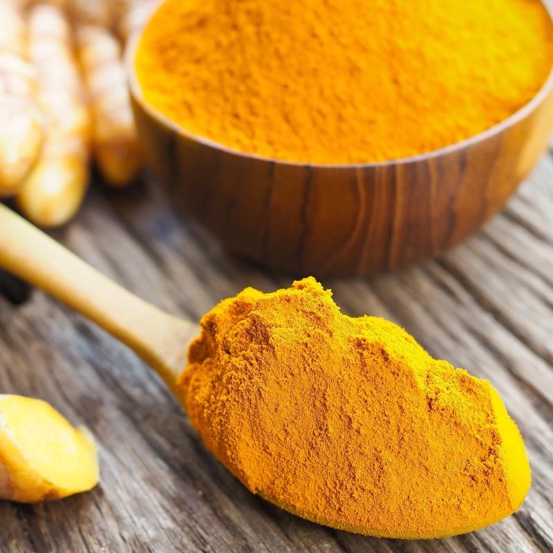 Gurkmeja Spice - Malet (Curcuma longa)  - 2