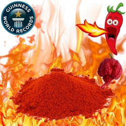 Carolina Reaper Powder World Record Hottest! HP22B  - 3