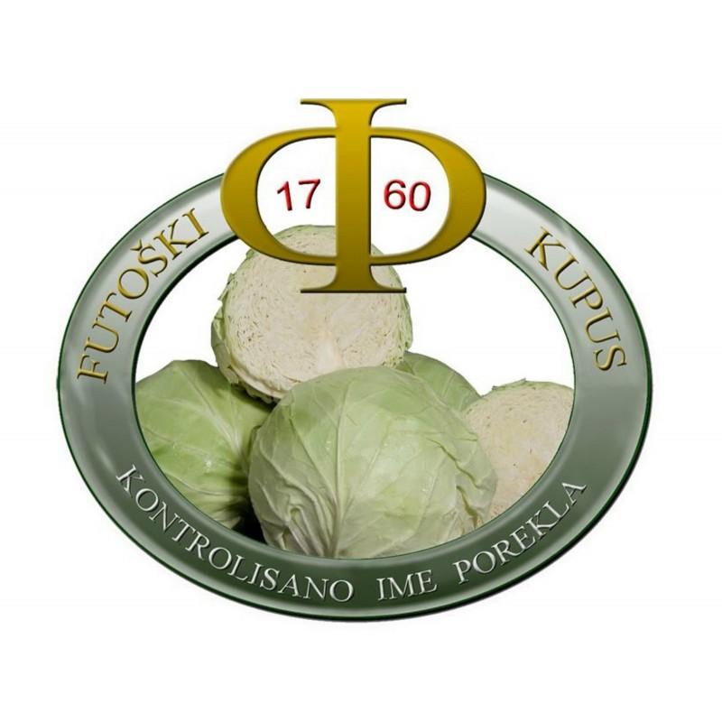 4000 seeds Futog Cabbage Heirloom  - 5