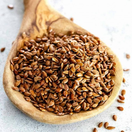 Spice Flax medicinal and healthy